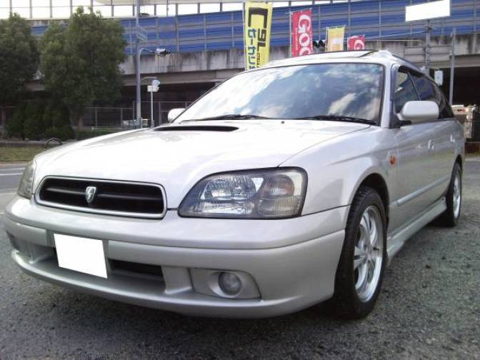 2000 subaru legacy touring wagon bh5 gt b e tune for sale japanese used cars details carpricenet. Black Bedroom Furniture Sets. Home Design Ideas