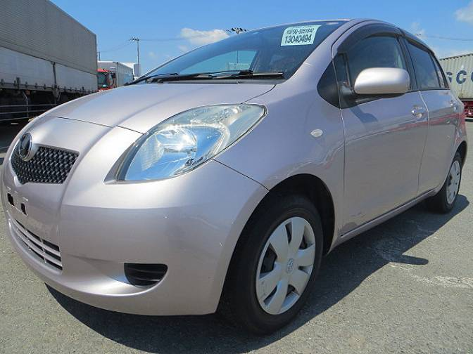 2006 Toyota Vitz Ksp90 F For Sale Japanese Used Cars