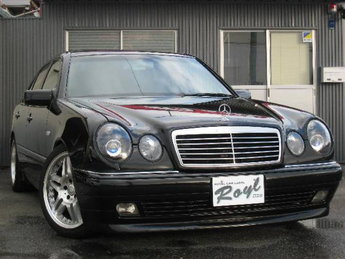 1996 mercedes benz e320 e320 for sale japanese used cars for 1996 mercedes benz e320