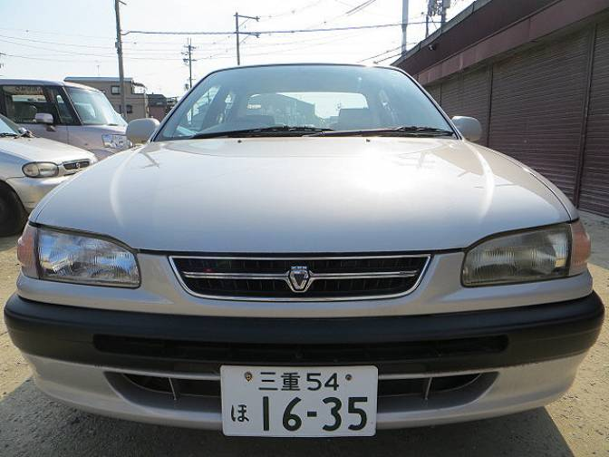1995 Toyota Corolla AE110 SE saloon for sale, Japanese ...