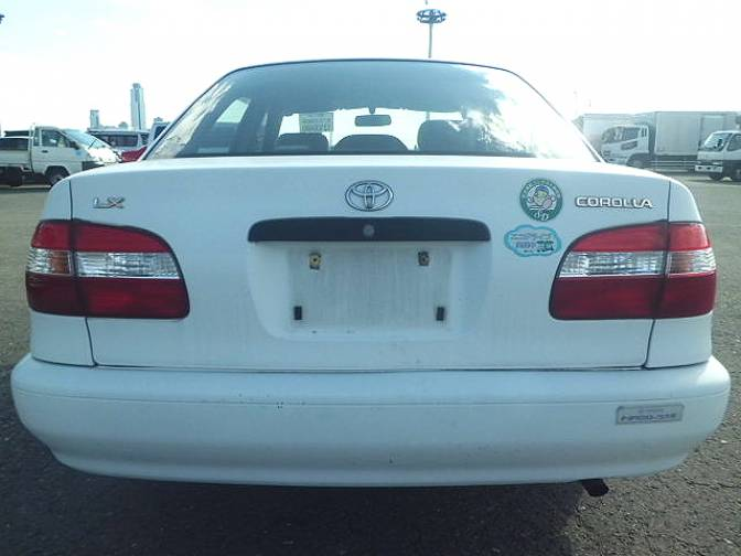 1995 Toyota Corolla AE110 LX for sale, Japanese used cars details