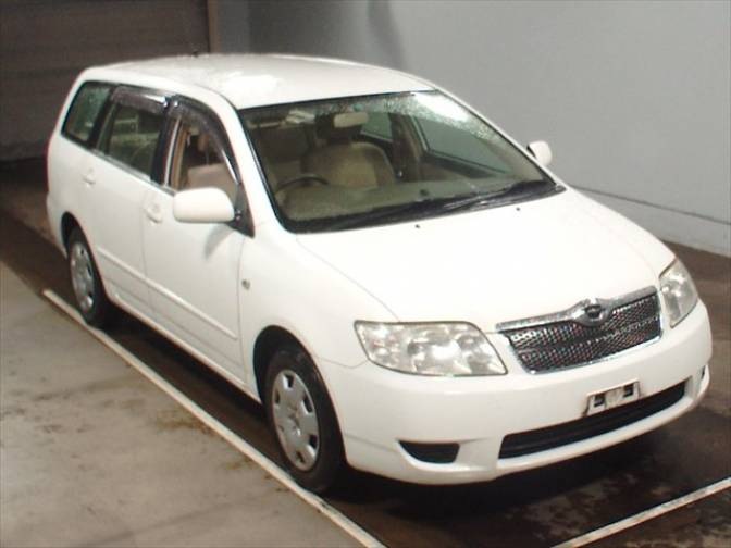 Toyota Corolla Fielder NZE121G X , photo No.81
