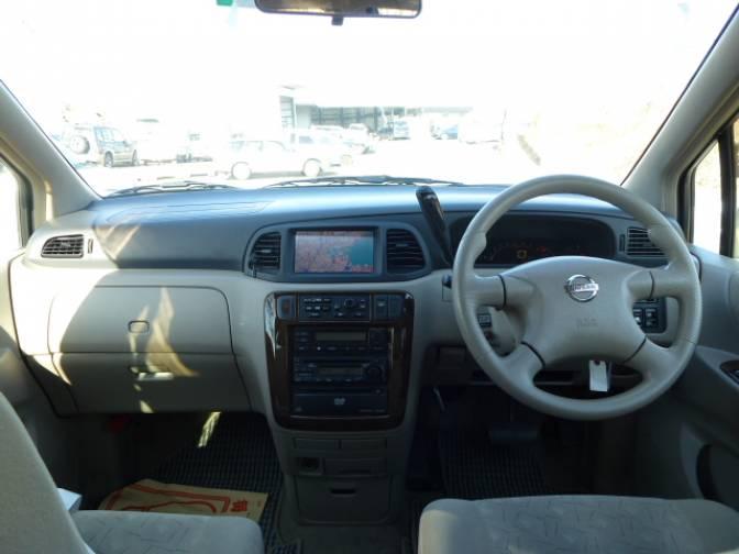 2001 nissan liberty pm12 g navigation package for sale japanese rh car pricenet com Nissan Sentra with Navigation Nissan Altima Navigation