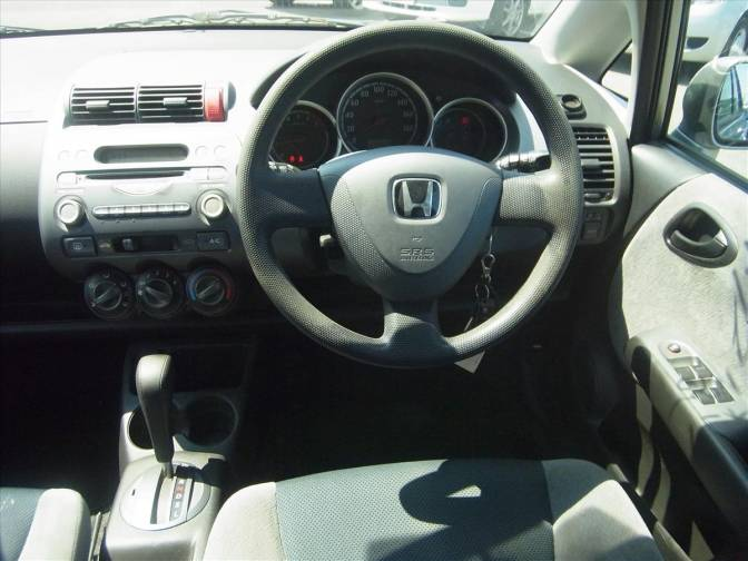 Honda Fit Used Car Price