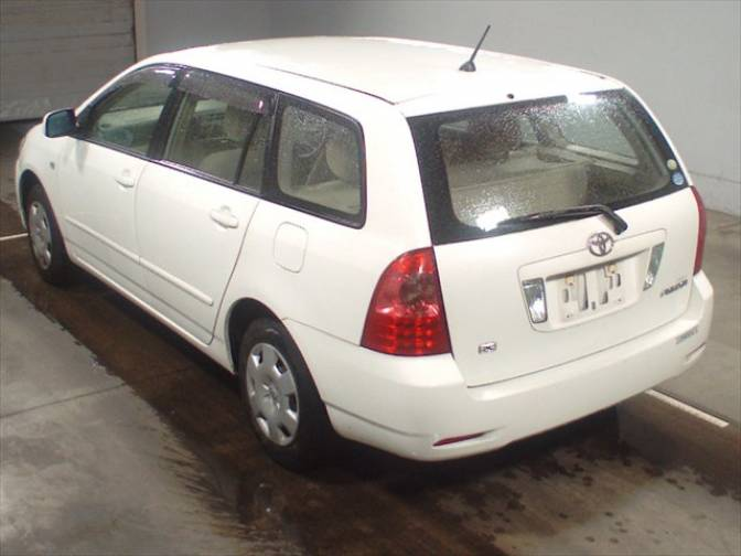 Toyota Corolla Fielder NZE121G X , photo No.82