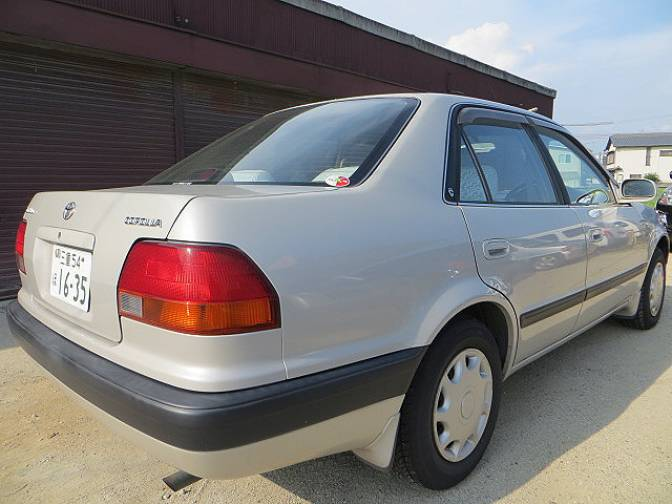 Corolla For Sale >> 1995 Toyota Corolla AE110 SE saloon for sale, Japanese used cars details - CarPriceNet