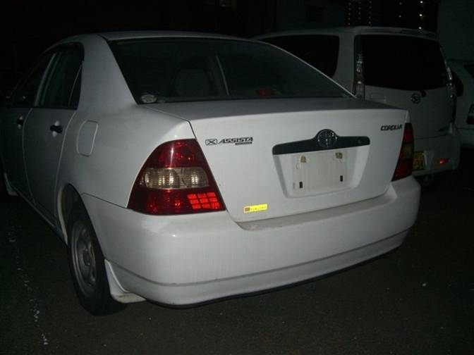 Toyota Corolla TA-NZE121 X Assista Package , photo No.82