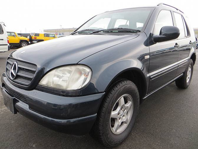 2000 6 mercedes benz ml270 163113 4wd ml270cdi for sale for Mercedes benz 4wd