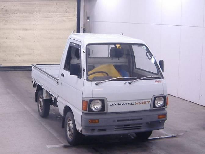 1989 Daihatsu Hijet Truck S81P SDX For Sale, Japanese Used