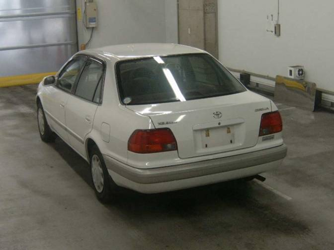 1997 Toyota Corolla AE110 XE saloon for sale, Japanese used cars