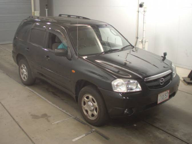 Mazda Tribute EPEW , photo No.86