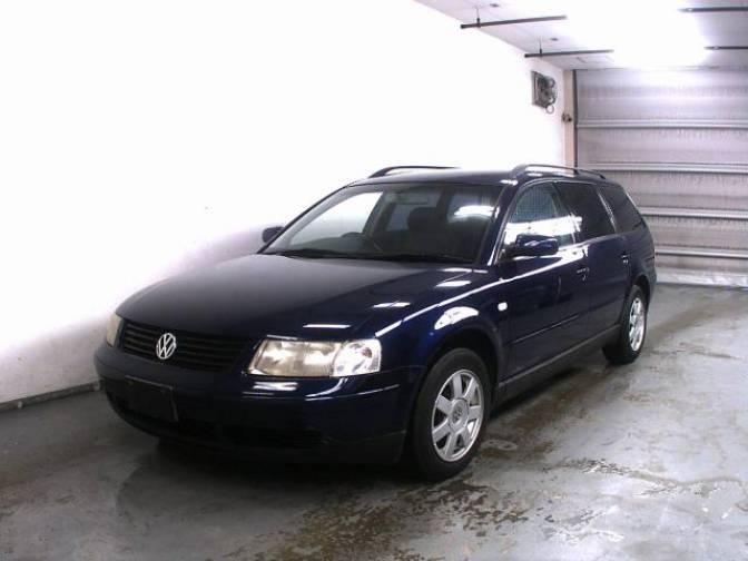 2001 Volkswagen Passat 3bapu Passat Wagon 1 8t For Sale