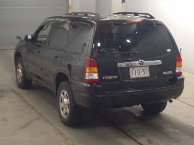Mazda Tribute EPEW , photo No.87