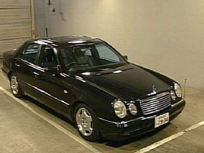 2000 mercedes benz e320 210065 e320 avant garde for sale for Mercedes benz 2000 e320