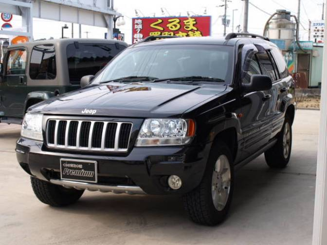 2004 jeep grand cherokee limited v8 for sale japanese used cars details carpricenet. Black Bedroom Furniture Sets. Home Design Ideas