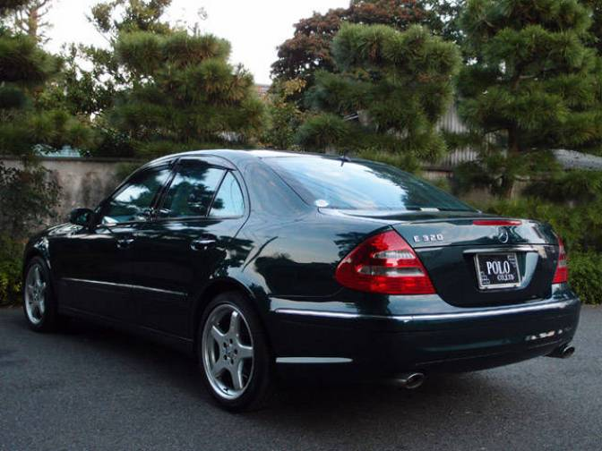 2003 Mercedes Benz E320 E230 For Sale Japanese Used Cars
