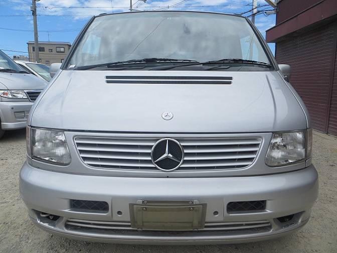 1998 mercedes benz v230 gf 638294 v230 for sale japanese used cars details carpricenet. Black Bedroom Furniture Sets. Home Design Ideas