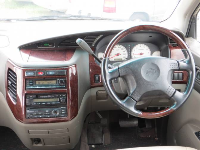 2000 4 Nissan Elgrand Ale50 Rider For Sale Japanese Used