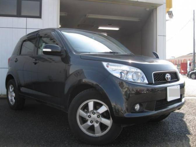 2008/4 Toyota Rush J200E G limited for sale, Japanese used