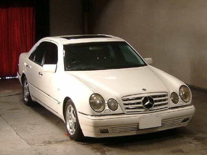 1998 mercedes benz e240 210061 e240 for sale japanese for E240 mercedes benz