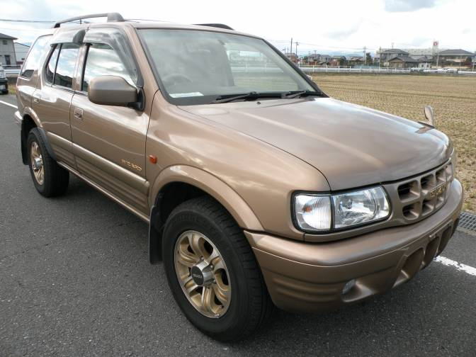 2002/3 Isuzu Wizard UES73FW LSE LEATHER SEAT for sale