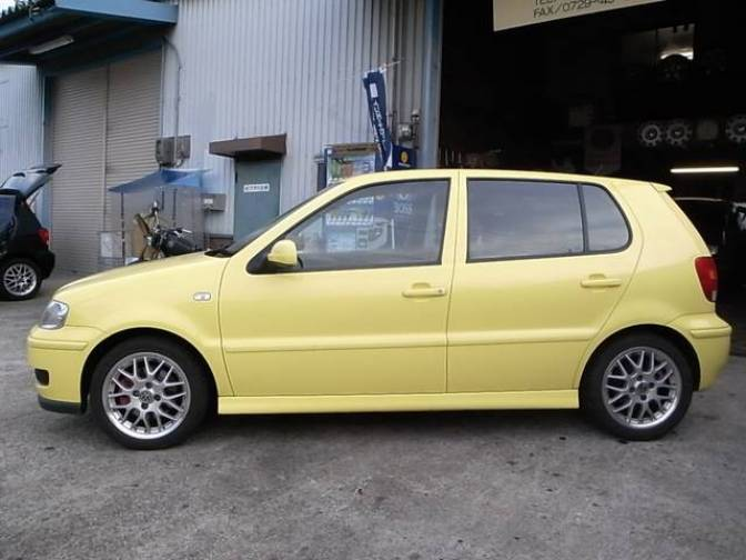 2001 Volkswagen Polo GTI for sale, Japanese used cars details - CarPriceNet