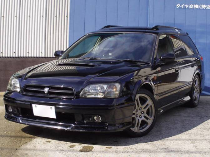 1999 subaru legacy touring wagon bh5 gt b e tune for sale. Black Bedroom Furniture Sets. Home Design Ideas