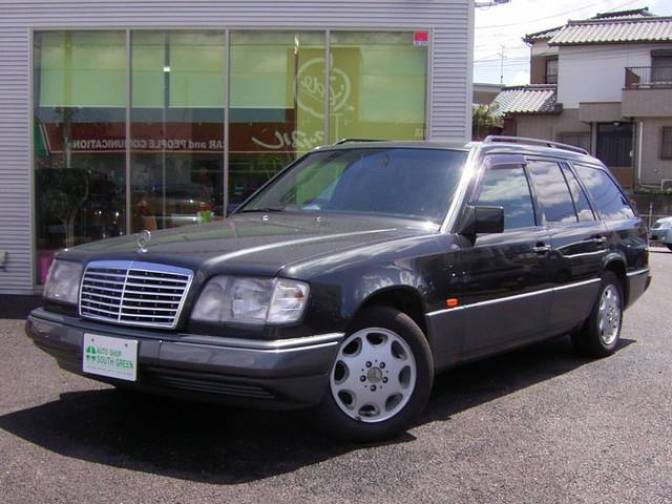 1994 mercedes benz e280 stationwagon e280 station wagon