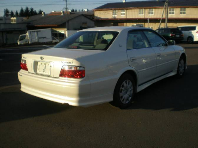 1999 3 Toyota Chaser Gx100 Avante For Sale Japanese Used