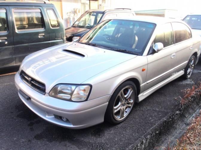 1999 3 Subaru Legacy B4 Gf Be5 Rsk Tein Turbo 4wd For