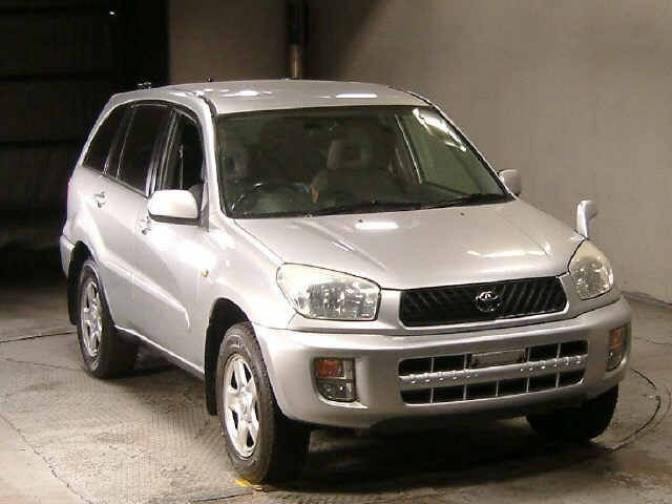 2000 Toyota RAV4 ACA21W L X G package for sale, Japanese ...