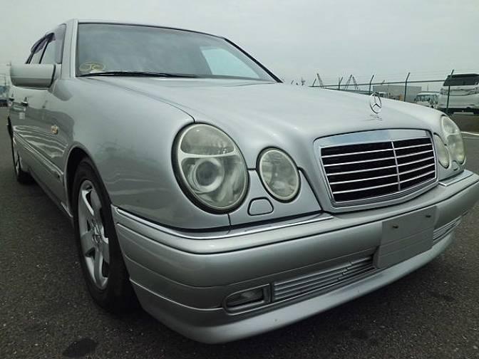 1998 Mercedes-benz E430 210070 E 430 Av For Sale  Japanese Used Cars Details