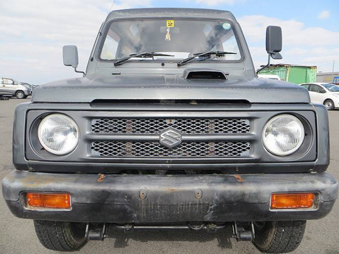 Suzuki Jimny JA11V high roof - panoramic , photo No.94