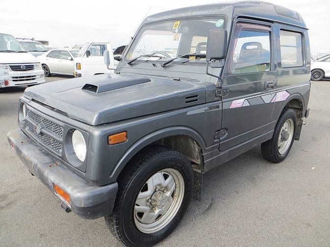 Suzuki Jimny JA11V high roof - panoramic , photo No.95