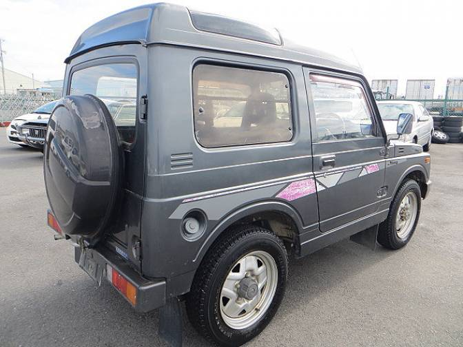 Suzuki Jimny JA11V high roof - panoramic , photo No.96