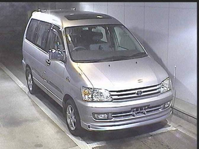 1997 7 toyota townace noah sr40g super extra for sale japanese used