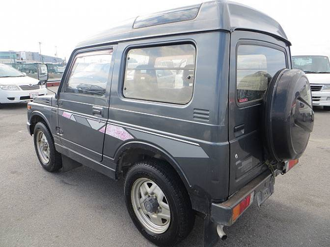 Suzuki Jimny JA11V high roof - panoramic , photo No.97