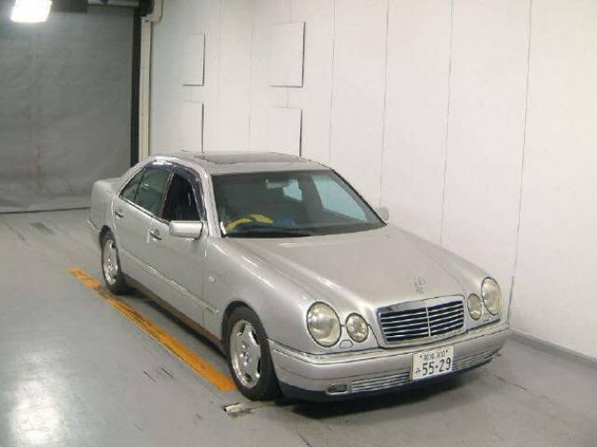 1998 mercedes benz e320 210265 e 320 avantgarde for sale for Mercedes benz 320 price
