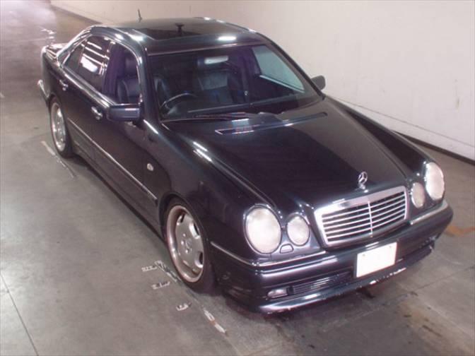 1998 4 mercedes benz e320 e 210065 e320 avant garde for sale japanese used cars details. Black Bedroom Furniture Sets. Home Design Ideas