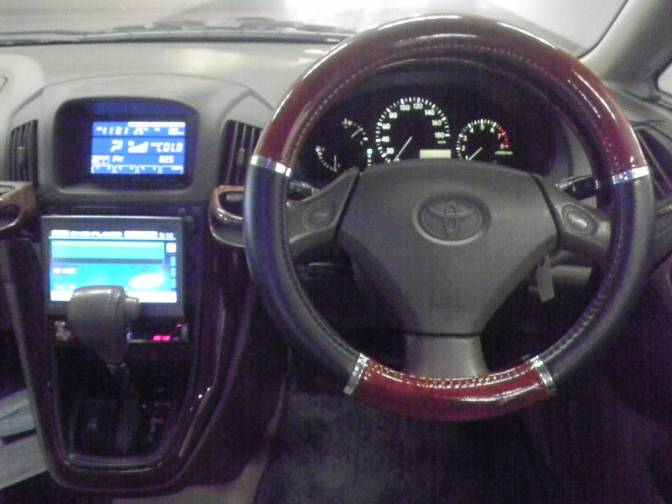 2000 5 Toyota Harrier Gf Sxu15w Four G Package For Sale