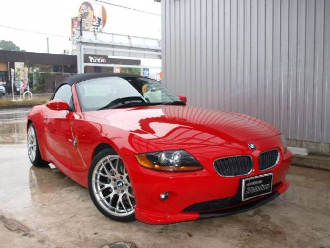 2005 bmw z4 for sale japanese used cars details carpricenet. Black Bedroom Furniture Sets. Home Design Ideas