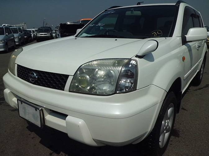 2000 nissan x trail nt30 x 4wd for sale japanese used cars details carpricenet. Black Bedroom Furniture Sets. Home Design Ideas
