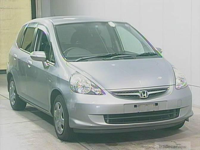 2007 honda fit gd1 a for sale japanese used cars details. Black Bedroom Furniture Sets. Home Design Ideas